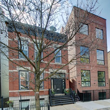 Rent this 3 bed condo on 1739 West Julian Street in Chicago, IL 60622