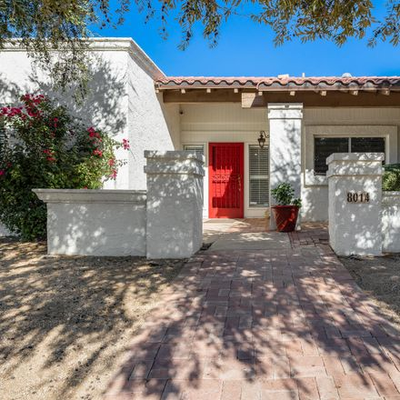 Rent this 4 bed house on 8014 East Sharon Drive in Scottsdale, AZ 85260