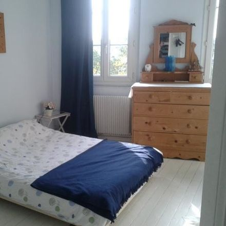 Rent this 1 bed room on 100 Rampe Bouvreuil in 76000 Rouen, France