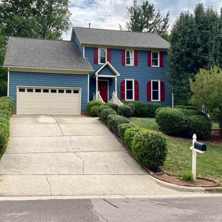 Rent this 4 bed house on 107 Laurel Branch Drive in Cary, NC 27513
