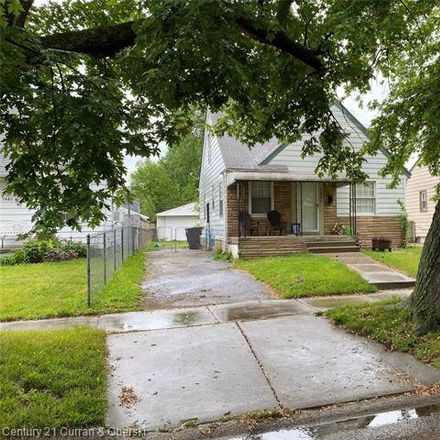 Rent this 3 bed house on Dacosta St in Redford, MI