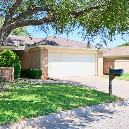 Rent this 2 bed apartment on 3924 Driftwood Drive in San Angelo, TX 76904