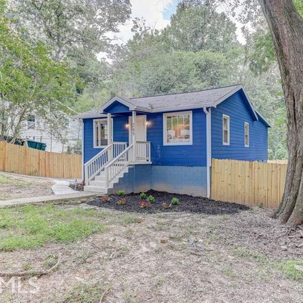 Rent this 3 bed house on Sewanee Ave NW in Atlanta, GA