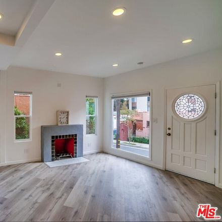 Rent this 4 bed house on 8823 Betty Way in West Hollywood, CA 90069