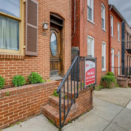 Rent this 2 bed townhouse on 458 East Cross Street in Baltimore, MD 21230