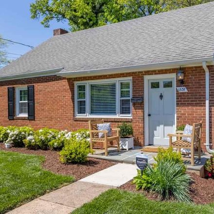 Rent this 3 bed house on 1537 Broad Avenue in Charlottesville, VA 22903