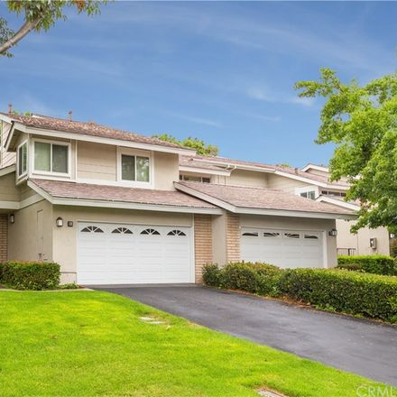 Rent this 3 bed townhouse on 57 Ashbrook in Irvine, CA 92604