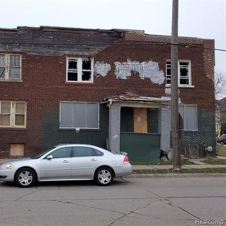 Rent this 2 bed house on 2008 Mullane Street in Detroit, MI 48209
