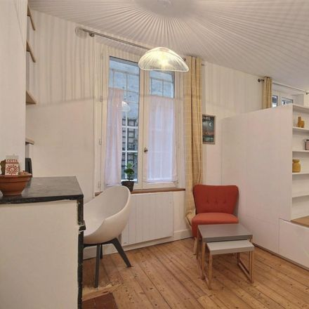 Rent this 0 bed apartment on 10 Passage Cottin in 75018 Paris, France