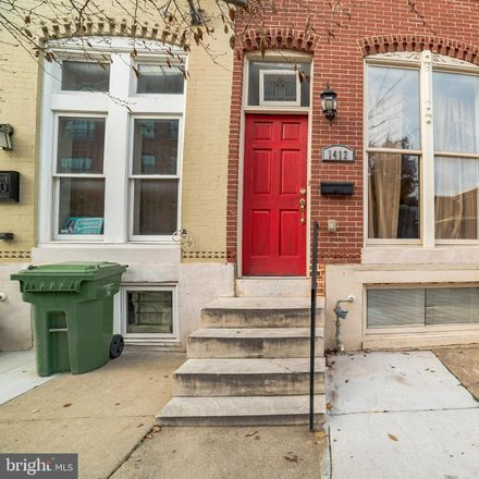 Rent this 2 bed townhouse on 1412 East Oliver Street in Baltimore, MD 21213