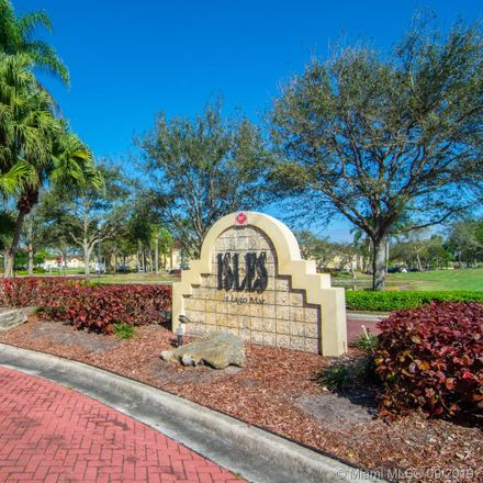 Rent this 2 bed condo on Vista Isles Drive in Sunrise, FL 33325