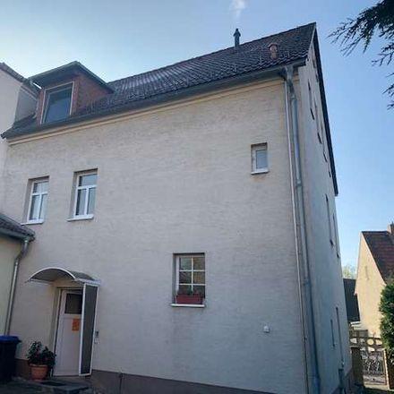 Rent this 2 bed apartment on Kötzschenbrodaer Straße 38 in 01445 Radebeul, Germany