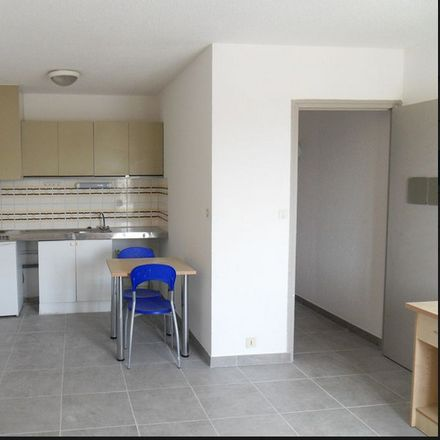 Rent this 1 bed apartment on Avenue des Moulins in Montpellier, Francia