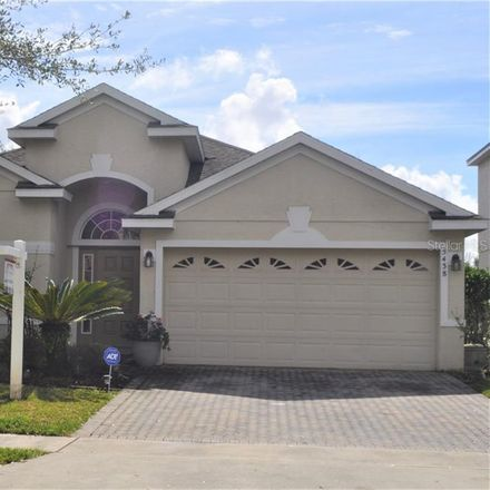Rent this 4 bed house on Los Palma Vista Dr in Orlando, FL