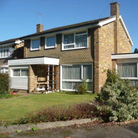 Rent this 5 bed house on Heath Close in Welwyn Hatfield EN6 1LR, United Kingdom