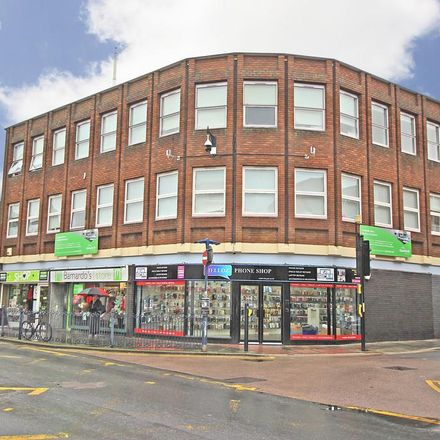 Rent this 1 bed apartment on Careys Amusements in Brook Street, St Neots PE19 2BP
