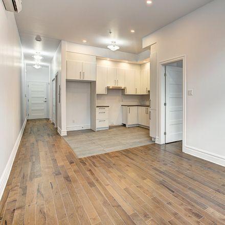 Rent this 2 bed apartment on Quartier de Wellington-de-L'Église in Verdun, QC H4G 1X8