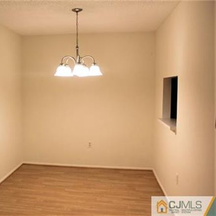 Rent this 2 bed condo on Wimbledon Ct in North Brunswick, NJ