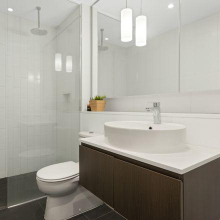 Rent this 1 bed apartment on 1206/229 Toorak Road