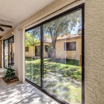 Rent this 2 bed house on East Farmdale Circle in Mesa, AZ 85206