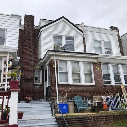 Rent this 3 bed townhouse on 4042 Howland Street in Philadelphia, PA 19124