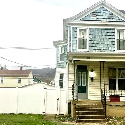 Rent this 3 bed house on Richland Ave in Wheeling, WV