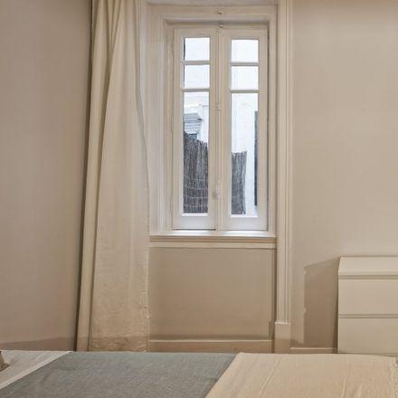 Rent this 7 bed apartment on Policia Judiciária in Rua Gomes Freire, Arroios