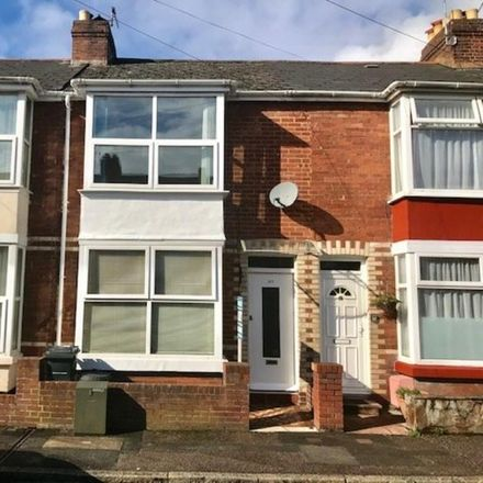 Rent this 3 bed house on 33 Fords Road in Exeter EX2 8ER, United Kingdom