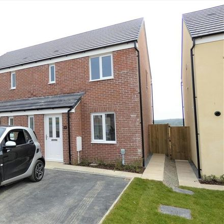 Rent this 3 bed house on (school has moved) in Scarrowscant Lane, Haverfordwest SA61 1ES