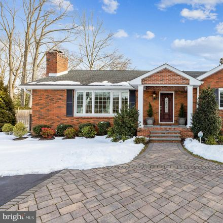Rent this 4 bed house on 420 Sherry Way in Cherry Hill Township, NJ 08034