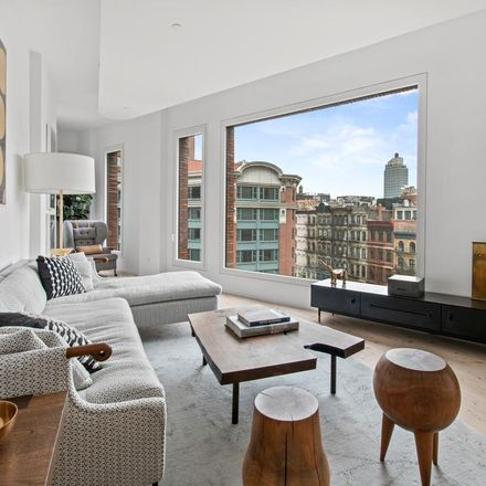 Rent this 3 bed loft on 100 Franklin Street in New York, NY 10013