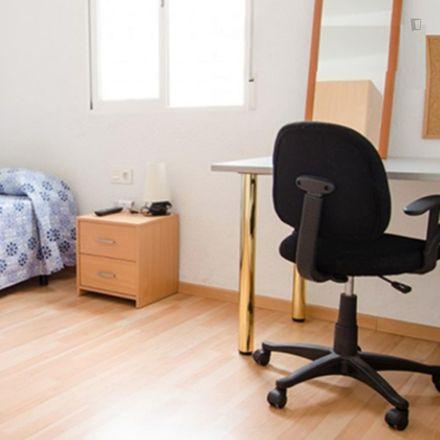Rent this 3 bed room on Carrer de la Ciutat de Mula in 16, 46021 Valencia