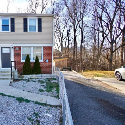 Rent this 4 bed townhouse on 4551 Akron Street in Temple Hills, MD 20748