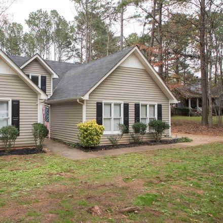 Rent this 3 bed house on 293 Widewater Dr in Newnan, GA