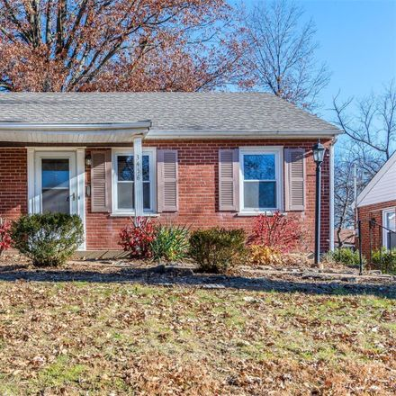 Rent this 2 bed house on 3456 Lindscott Avenue in St. John, MO 63114