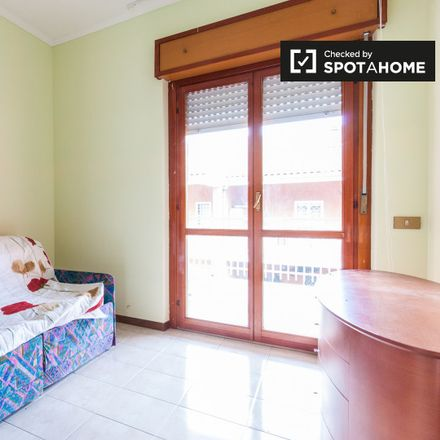 Rent this 3 bed room on Via Temistocle Calisti in 00166 Rome RM, Italy