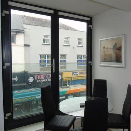 Rent this 1 bed apartment on Cube in Ann Street, Cardiff CF