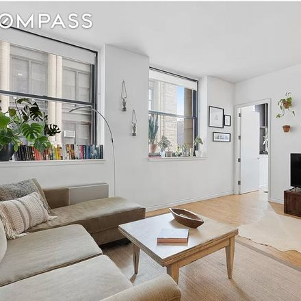 Rent this 1 bed condo on 150 Nassau Street in New York, NY 10038