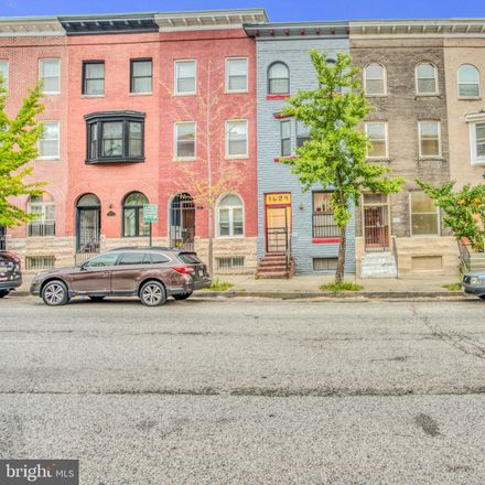 Rent this 5 bed townhouse on 1627 North Calvert Street in Baltimore, MD 21202