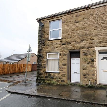 Rent this 3 bed house on Hairways in Barnes Street, Hyndburn BB5 5PF