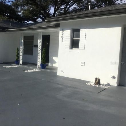 Rent this 3 bed house on 8201 33rd Avenue North in Saint Petersburg, FL 33710