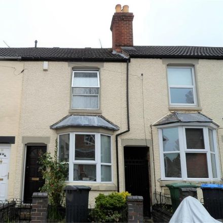 Rent this 2 bed house on Pakistani Community Centre in Cambridge Street, Rugby CV21 3PG