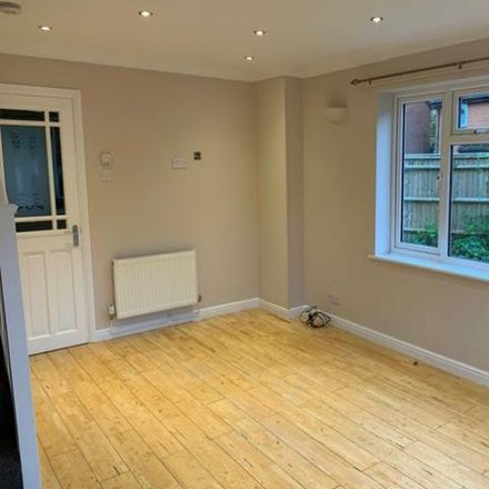 Rent this 3 bed house on Pentland Place in Thatcham RG19 3YL, United Kingdom