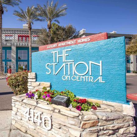 Rent this 1 bed apartment on Encanto in Phoenix, AZ