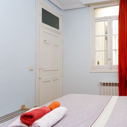 Rent this 1 bed apartment on Avenida de Menéndez Pelayo in 34, 28007 Madrid