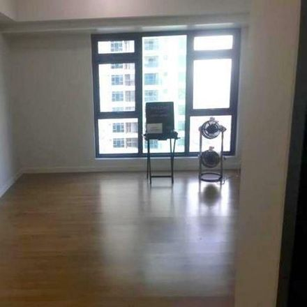 Rent this 1 bed condo on Circuit Makati in Circuit Makati Corporate Center Two, Theatre Drive
