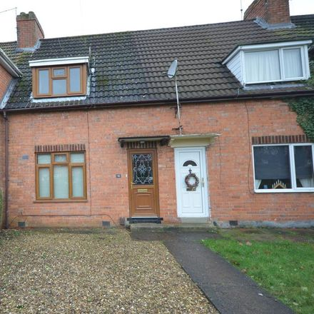 Rent this 2 bed house on Upperfield Grove in Corby NN17 1HN, United Kingdom