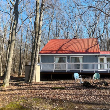 Rent this 3 bed house on New Milford Township in South Shore Drive, Lakeside