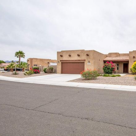 Rent this 3 bed house on 11625 E Del Golfo in Fortuna Foothills, AZ 85367