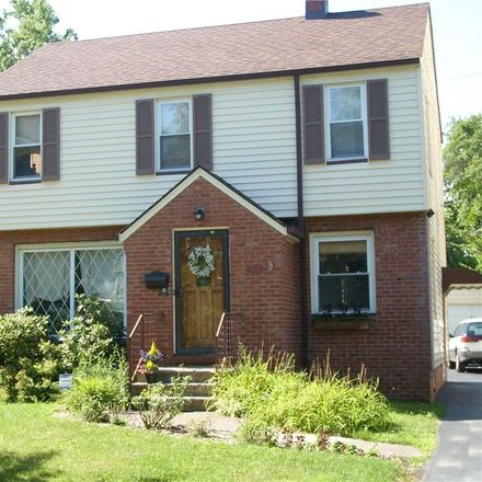 Rent this 3 bed house on 3800 Bainbridge Road in Cleveland Heights, OH 44118
